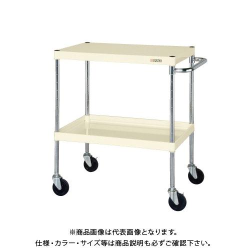 【直送品】サカエ ニューCSパールワゴン CSPA-7582I
