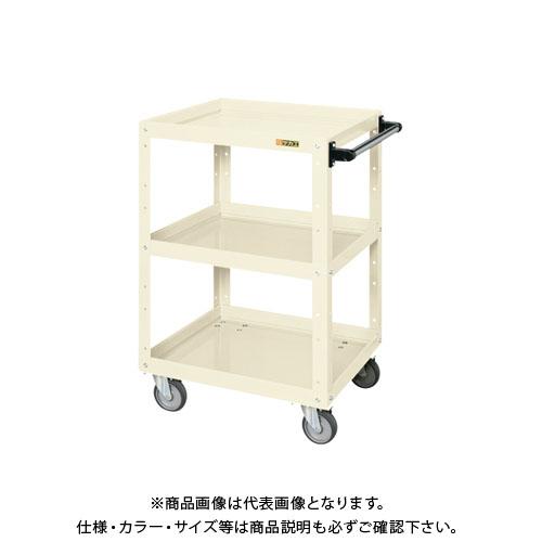 【直送品】サカエ ニューCSスーパーワゴン(エラストマー車仕様) CSWA-758EJI
