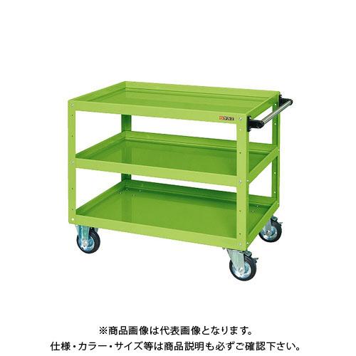 【直送品】サカエ ニューCSスーパーワゴン CSWA-907JNU