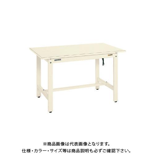 【直送品】サカエ 帯電防止マット張作業台 DSK-157EI