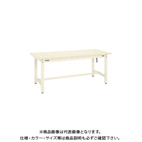 【直送品】サカエ 帯電防止マット張作業台 DSK-189EI