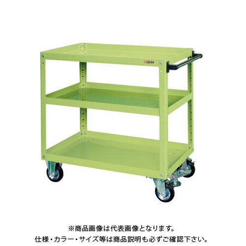 【直送品】サカエ スーパーワゴン ESR-600F