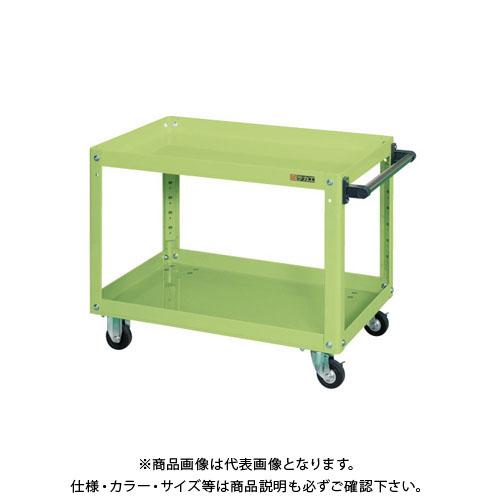 【直送品】サカエ スーパーワゴン EKR-206J