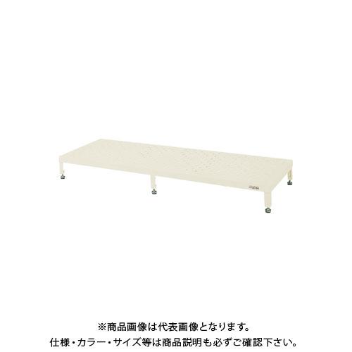 【直送品】サカエ 足踏台(すべり止め加工) JA-1860NI