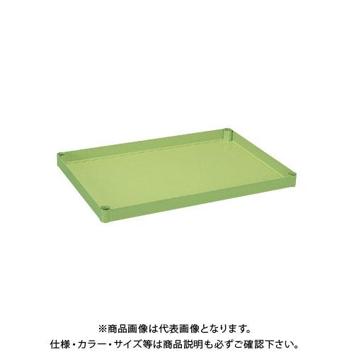 【個別送料1000円】【直送品】サカエ ニューパールワゴン中量用棚板 K-A1TN