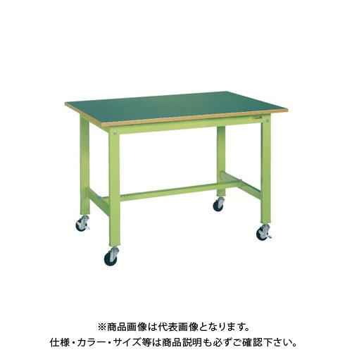 【直送品】サカエ 軽量作業台KKタイプ移動式 KK-39FB1