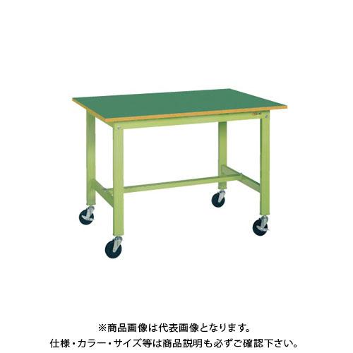 【直送品】サカエ 軽量作業台KKタイプ移動式 KK-59FB2