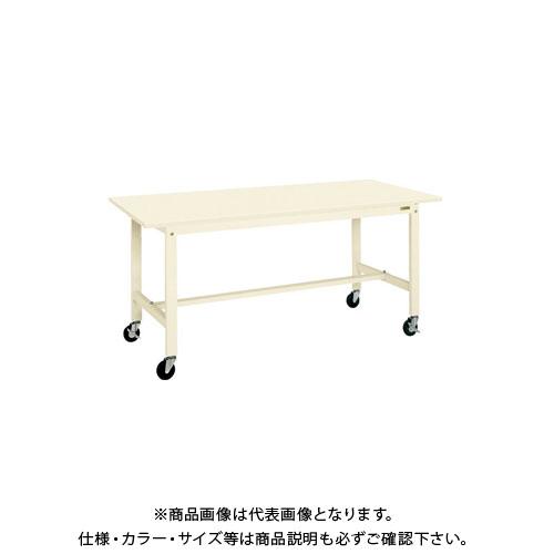 【直送品】サカエ 軽量作業台KKタイプ移動式 KK-59SB2I