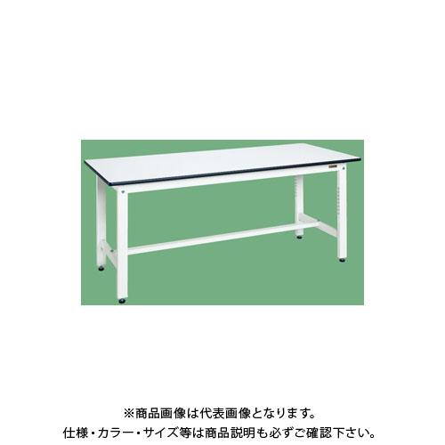 【直送品】サカエ 軽量作業台(パールホワイト) KK-69W