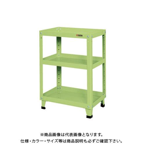 【直送品】サカエ スーパーワゴン 固定タイプ KN-200