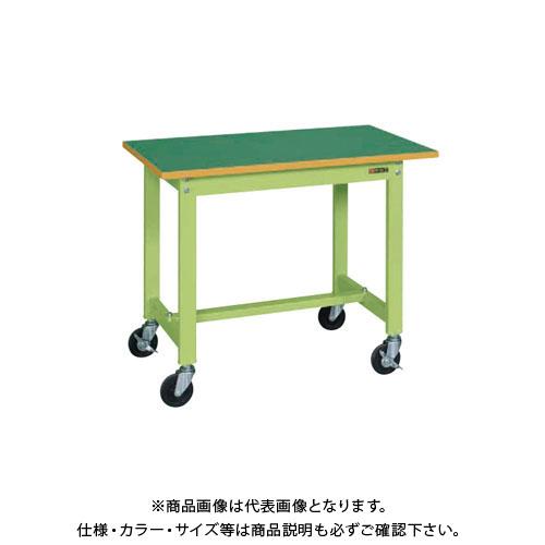 【直送品】サカエ 軽量作業台KSタイプ(移動式) KS-097FR