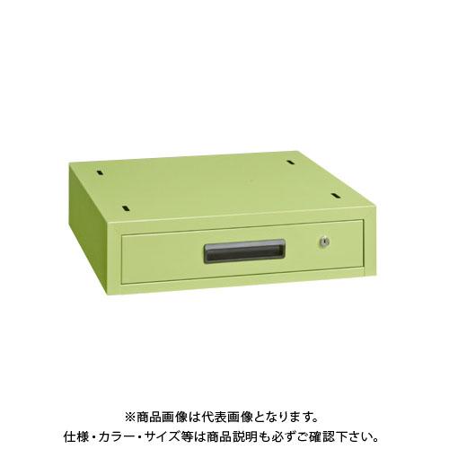 【直送品】サカエ 作業台用オプションキャビネット NKL-11B