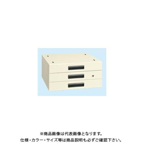 【直送品】サカエ 作業台用オプションキャビネット NKL-30IB