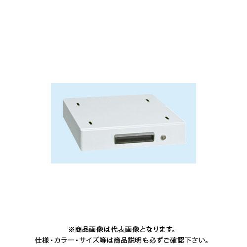 【個別送料1000円】【直送品】サカエ 作業台用オプションキャビネット NKL-S10GLA