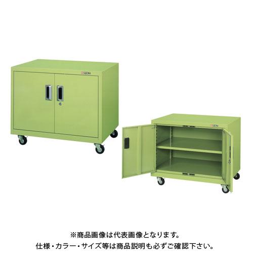 【直送品】サカエ キャビネットワゴン NKW-0A