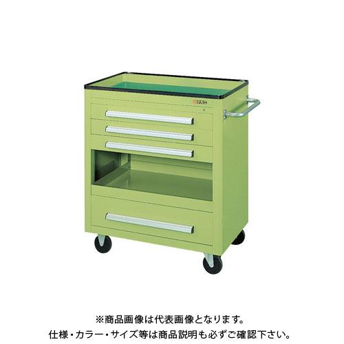 【直送品】サカエ ニューパネルワゴン NPK-9C
