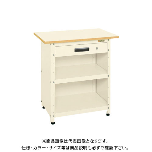 【直送品】サカエ 一人用作業台・軽量固定式 PHN-075APPEI