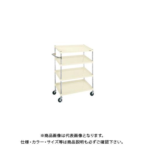 【直送品】サカエ ボックスワゴン PIR-04TI