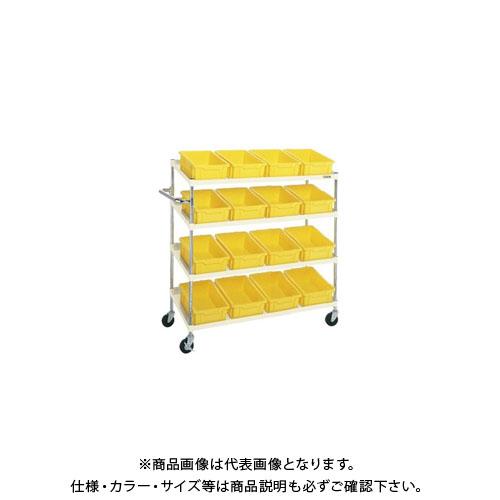 【直送品】サカエ ボックスワゴン PJR-04CTI