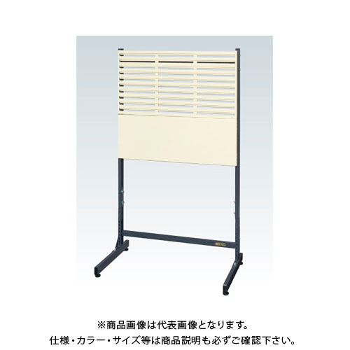 【直送品】サカエ ラックシステム(ルーバーパネルタイプ・スライド式) PLM-2LD