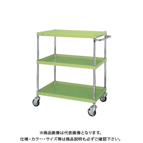 【直送品】サカエ ニューパールワゴン・重量タイプ PSR-2023M