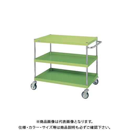 【直送品】サカエ ニューパールワゴン・重量タイプ PSR-600M