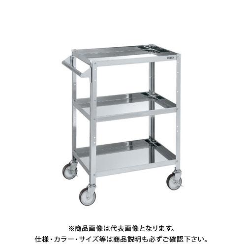 【直送品】サカエ ステンレススペシャルワゴン SBR-03SUTN