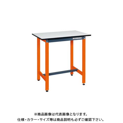 【直送品】サカエ 軽量立作業台 SELD-0960PDOR