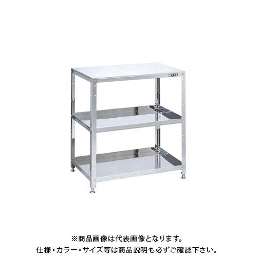 【直送品】サカエ ステンレススペシャルワゴン(固定式) SKN-03SUL