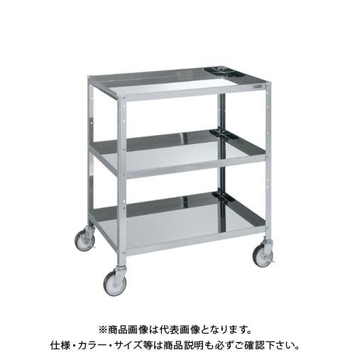 【直送品】サカエ ステンレススペシャルワゴン SKR4-03SUN