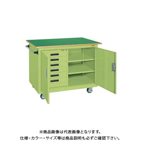 【直送品】サカエ ジャンボワゴン SKR-200T