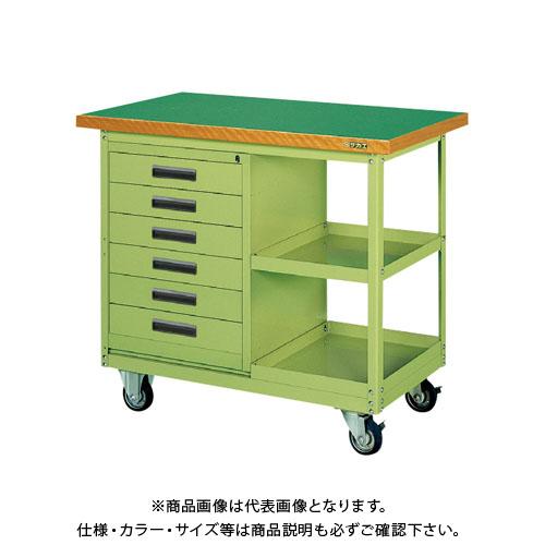 【直送品】サカエ 移動作業車 SKR-310