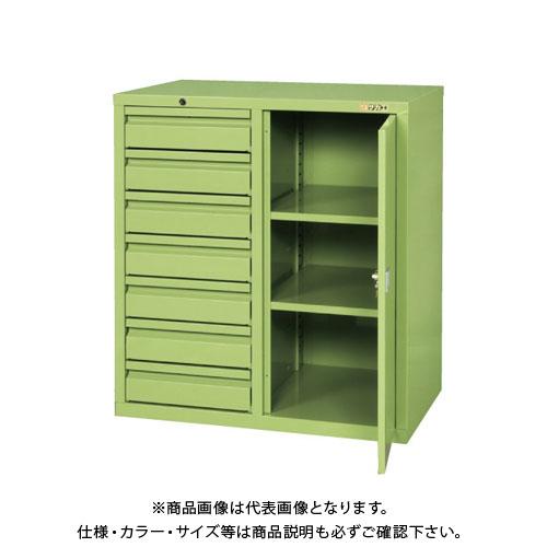 【直送品】サカエ SKUキャビネット SKU-7T