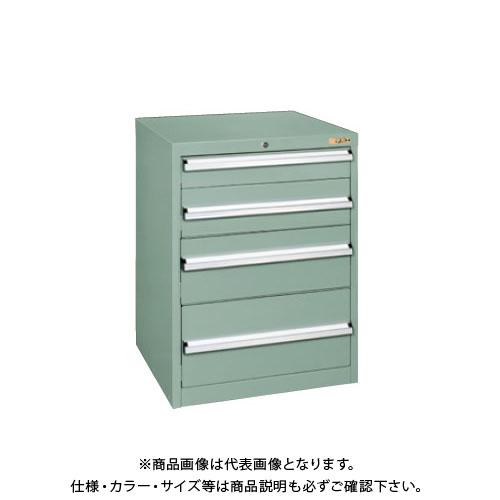 【直送品】サカエ 重量キャビネットSKVタイプ SKV6-842ANG