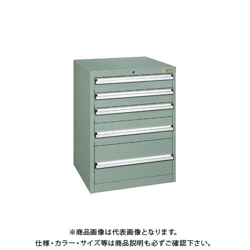 【直送品】サカエ 重量キャビネットSKVタイプ SKV6-852ANG