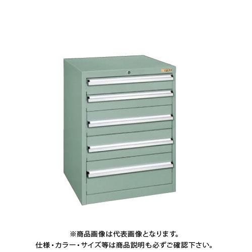 【直送品】サカエ 重量キャビネットSKVタイプ SKV6-853ANG