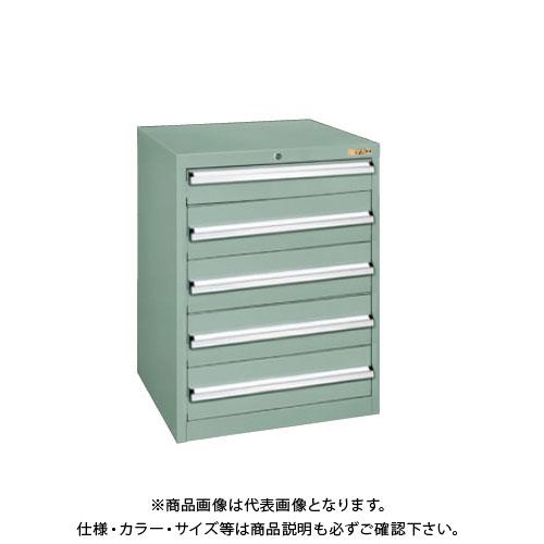 【直送品】サカエ 重量キャビネットSKVタイプ SKV6-854ANG