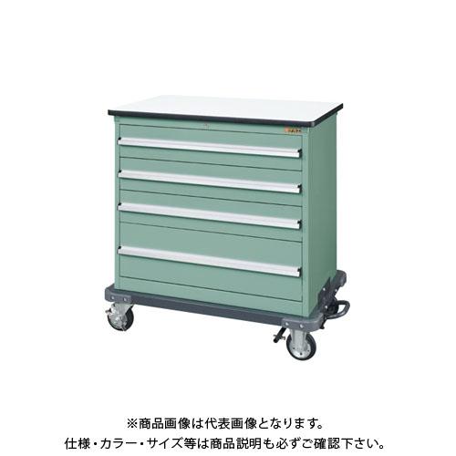 【直送品】サカエ キャビネットワゴンSKVタイプ SKV8-R841NG