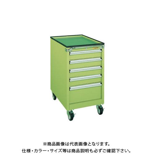 【直送品】サカエ 重量キャビネットワゴン SMW-5