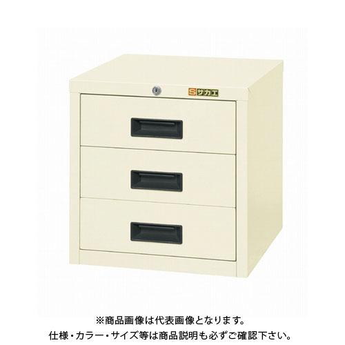 【直送品】サカエ 軽量キャビネットSNCタイプ SNC-3I