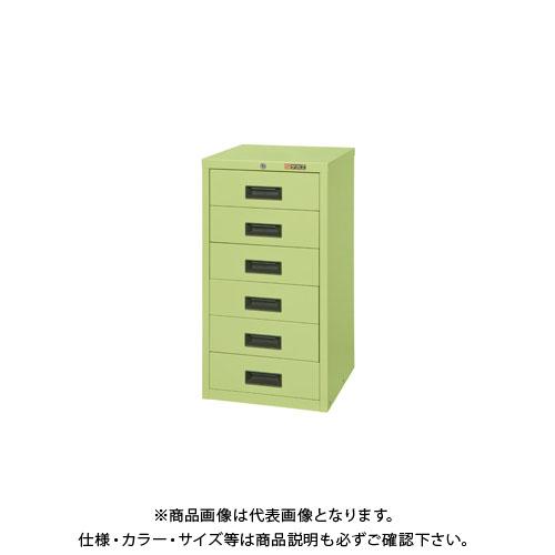 【直送品】サカエ 軽量キャビネットSNCタイプ SNC-6