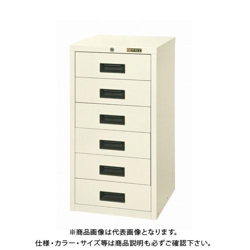 【直送品】サカエ 軽量キャビネットSNCタイプ SNC-6I