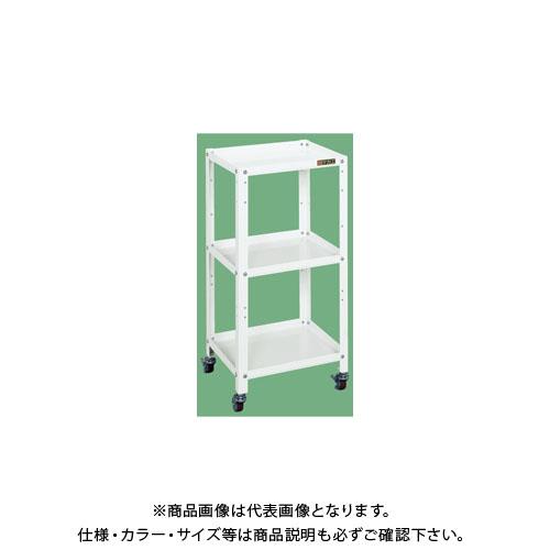 【個別送料1000円】【直送品】サカエ スペシャルワゴン(パールホワイト) SPE-03W