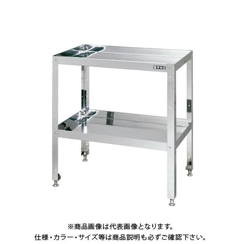 【直送品】サカエ ステンレススペシャルワゴン SPJ4-02HSU
