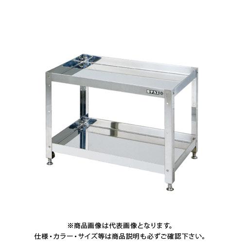 【直送品】サカエ ステンレススペシャルワゴン SPH4-02SU