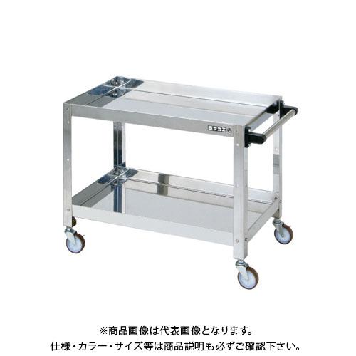 【直送品】サカエ ステンレススペシャルワゴン SPJ4-02TSU