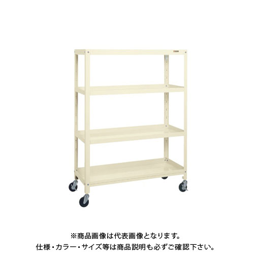 【直送品】サカエ スーパーラックワゴン SPR-2114RNUI