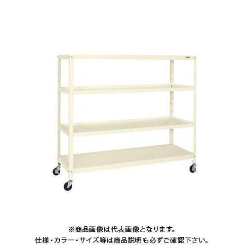【直送品】サカエ スーパーラックワゴン SPR-2324MRNUI