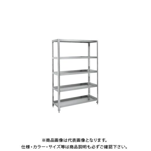【直送品】サカエ ステンレススーパーラック SPR-3115SU