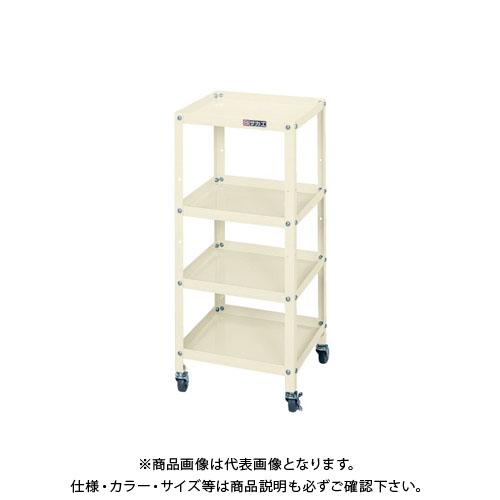 【個別送料1000円】【直送品】サカエ スペシャルワゴン SPS-04NI